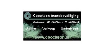 Coockson brandbeveiliging in Westervoort kiest voor Rittenmeester BV.