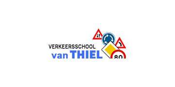Verkeerschool van thiel